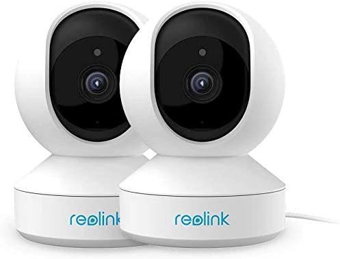 Cameras for Home Security Reolink 4MP HD Plug in Security Camera Indoor Wireless Dual Band Nanny product image