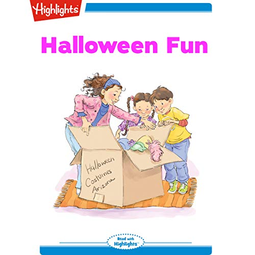 Halloween Fun cover art