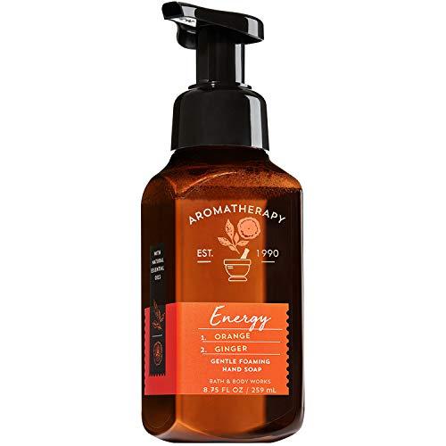 Bath & Body Works suave espuma mano jabón energía–naranja & Jengibre