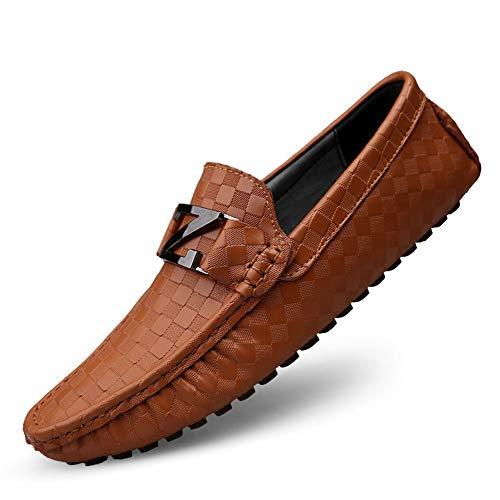 Heren Schoenen Zomer Herfst Rijschoenen Comfort Loafers & Slip-Ons Voor Casual Office & Carrière Outdoor Zachte Bodem Schoenen