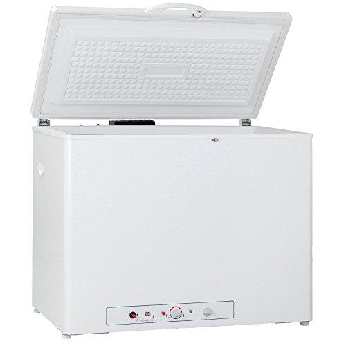 SMETA 110V LPG Propane Gas Absorption Gas Chest Freezer, 7.1 Cu.Ft, White