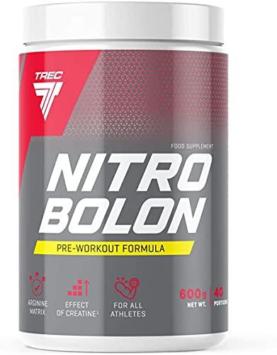 Trec Nutrition Nitrobolon Paquet de 1 x 600g - Pre...