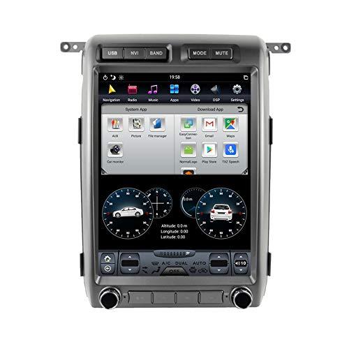 FLYUNICE 13 Inch Tesla Style 4GB RAM Android 9.0 Fast Boot Car Stereo Radio GPS...