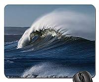 マウスパッド-ビーチパシフィック海岸線オーシャンコースト太平洋4 25x30cm
