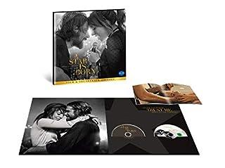 A Star is Born - Exklusiv Limited Blu-ray Vinyl Edition auf 1.500 Stk nummeriert [inkl Soundtrack CD] - Blu-ray