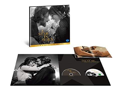 A Star is Born - Exklusiv Limited Blu-ray Vinyl Optik Edition auf 1.500 Stk nummeriert [inkl Soundtrack CD] - Blu-ray