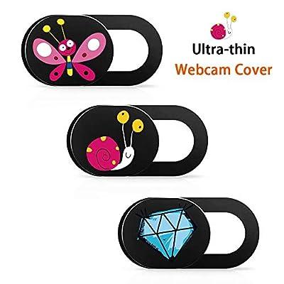 MAITTAO Universal Webcam Cover Slider, One Size...