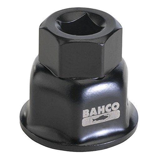 BAHCO BHBE630276F LLAVE FILTRO CAZOLETA 27MM 6 C
