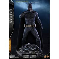Hot Toys Justice League Movie Masterpiece Series Batman Deluxe Version MMS456 1/6 Sixth Scale Figure [Deluxe]