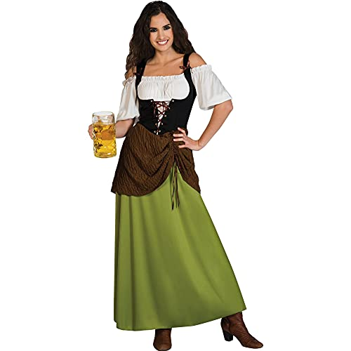 Adult Beer Maiden Costume | Large-XLarge | 1 PC.