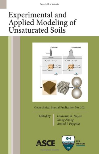 Experimental and Applied Modeling of Unsaturated Soils, Geotechnical Special Publication No. 202