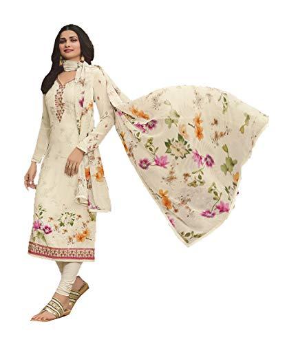 Noir Crêpe Imprimé Floral Saree Party Wear Indian Ethnic Designer Sari