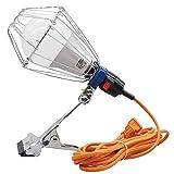 WING ACE LED電球付 屋内用クリップランプ ニュールミネα(アルファ) 5mコード LA-2205A-LED