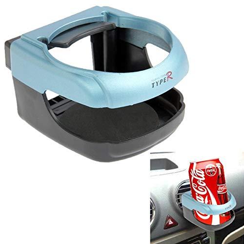 Estante para bebidas de coche Navegación del GPS del coche sostenedor del teléfono móvil, sostenedor de la bebida del enchufe de aire del coche, taza del coche del sostenedor del estante, adecuado for