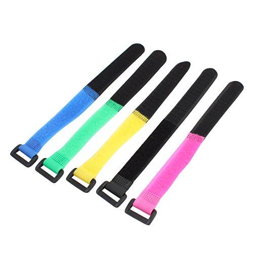Aexit Set Nylon Tri Glide Buckle Verstellbarer Gepäckriemen 20cm x 20mm Gürtel Gemischte Farbe (a2a80ad791376f256001a7f95eb12dfb)