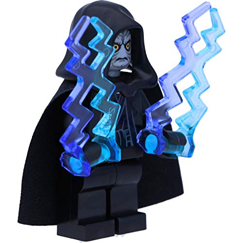 LEGO Star Wars Minifigure - Emperor Palpatine Darth Sidious (10188)