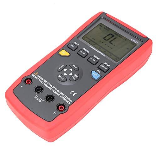 Digitalmultimeter, professioneller digitaler Induktivitätstester mit geringer Verlustleistung, schnelle Handgeschwindigkeit für die Inspektion von Produktionslinien Komponentenprüfung Hohe