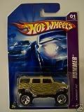 Hot Wheels 1:64 Diecast car HUMMER Series - Hummer H2 01 0f 04 07 061/180
