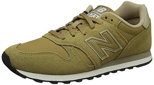 New Balance ML373, Zapatillas para Hombre, Marrón (Linseed/Incence Mtm), 41.5 EU