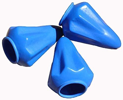 3 Blaue Pro Latex Module für die Pocket-Shot