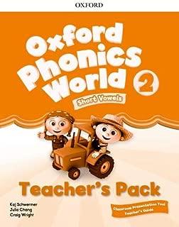 Oxford Phonics World: Level 2: Teacher's Pack with Classroom Presentation Tool 2