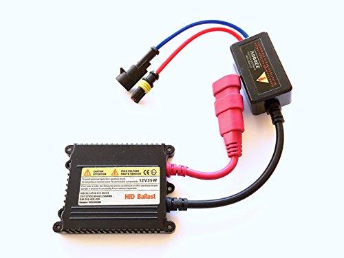 TMT LEDs (TM) HID Xenon Ballast de rechange pour Slim Ultra Mince pour Kit HID Xénon 35 W 12 V H4 H7 H1 H3 9005 9006