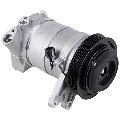 AC Compressor /& A//C Repair Kit For Honda Element 2003 2004 2005 2006 2007 2008 2009 2010 2011 w//Drier /& Expansion Valve BuyAutoParts 60-80421RK New