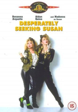 Desperately Seeking Susan DVD [1985]