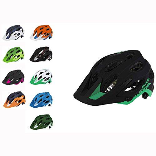 Alpina Carapax Enduro helmet White/Blue 57-62CM