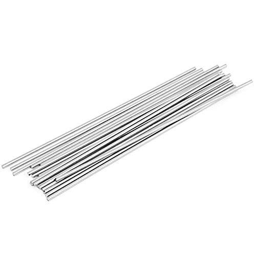 "1//4/"" Diameter 48/"" Length 304 Stainless Steel Round Rod 0.25 in Dia Extruded"