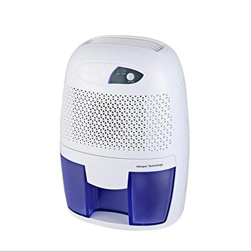 TSTYS Mini Luftentfeuchter, Schrank Luftentfeuchter, ruhig Entfeuchter/Stopp mit vollem Wasser/großen Luftvolumen (Color : White)