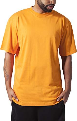 Urban Classics Herren T-Shirt Tall Tee, Farbe orange, Größe 5XL