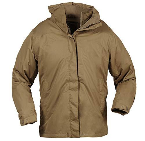 Pentagon Gen-v Miles Jacket, Size-Medium, Colour Blouson, Marron (Coyote 03), Homme