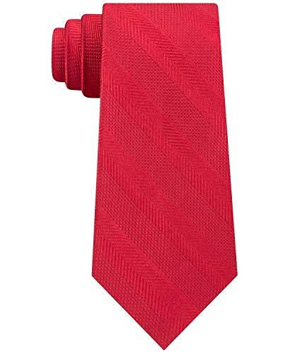 Tommy Hilfiger Herren Krawatte Elch Print -  Rot -  Einheitsgröße