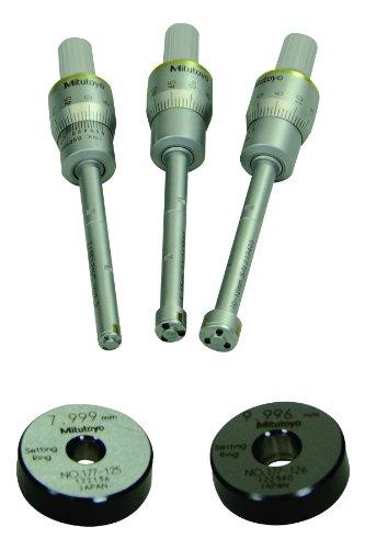 Mitutoyo MT368-911 - Micrómetro interno de 3 puntos