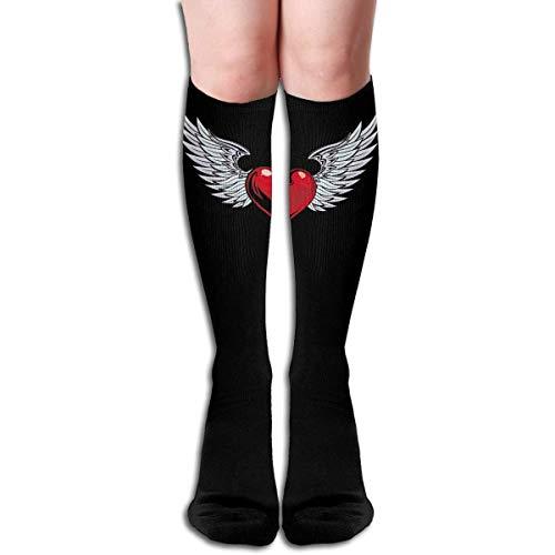 NZ Kompression Enge Velty Bunte kniehohe Reise-Stillflug Hentai Socken für Unisex