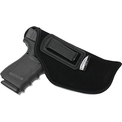 IWB Gun Holster by Black Scorpion - Neoprene Concealed Carry Soft...