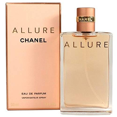 Chanēl Allurē Perfúme For Women 1.7 oz Eau De Parfum Spray + a FREE Vial Perfume