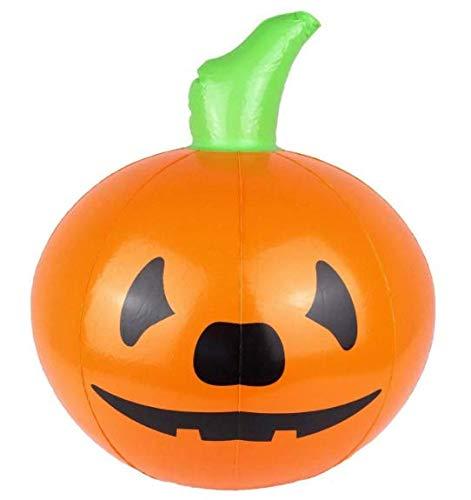 Be-Creative Juguetes inflables para despedida de soltera, accesorio de fiesta de despedida de soltera, decoracin (calabaza de Halloween, 35 cm)