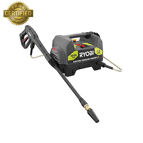 Find Bargain Ryobi 1,600-PSI 1.2-GPM Electric Pressure Washer (Model RY141612)