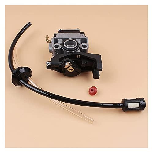 Carburador Carb Fuel Line Grommet Kit compatible con H-onda GX35 HHT35 HHT35S Motor de gasolina de 4 tiempos Motor Desbrozadora Accesorios Cortadora de césped