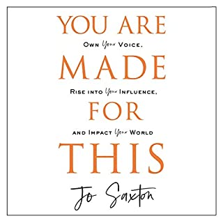 You Are Made for This audiobook cover art