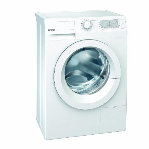 Gorenje W6443/S Waschmaschine Frontlader / A+++ B / 149 kWh/Jahr / 1400 UpM / 6 kg / 10270 L / Meine-Wäsche-Individual-Programme / OptiDrum-Edelstahltrommel / weiß