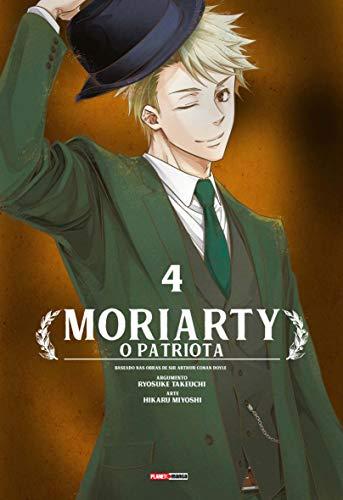 Moriarty: O Patriota - 4