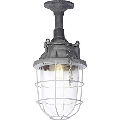 Brilliant STORM - Plafondlamp - Grijs
