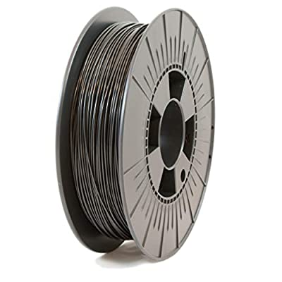 ICE Filaments ICEFIL1PCABS202 PCABS filament, 1.75mm, 0.5 kg, Brave Black