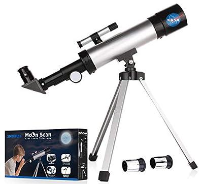 Smurfect Lunar Telescope for Kids