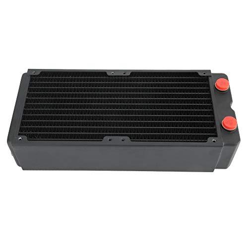 Leftwei Radiador de computadora, Enfriador, disipación de Calor Continua, Suave y Duradera, 65 mm para Equipos de Belleza, Instrumentos industriales