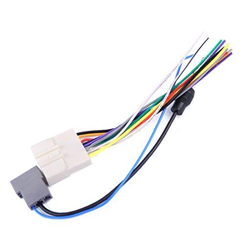 beler Radio DVD pour Voiture Installation d'un câble stéréo Adaptateur d'antenne pour Nissan Subaru