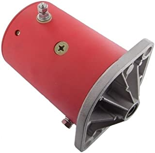 New Snow Plow Motor Replacement For, Western, Fisher, Rotation: CW, 12 Volts, 17.3 lbs / 7.86 kg